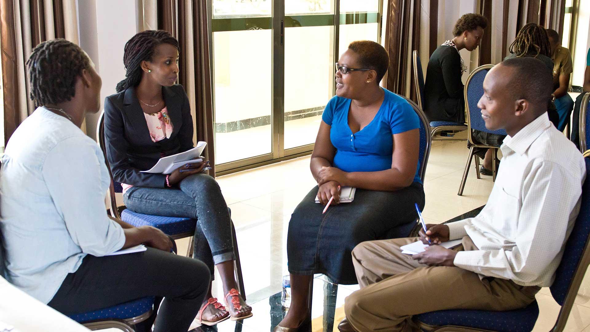 Africa New Life Ministries, Kigali, Rwanda, 2015